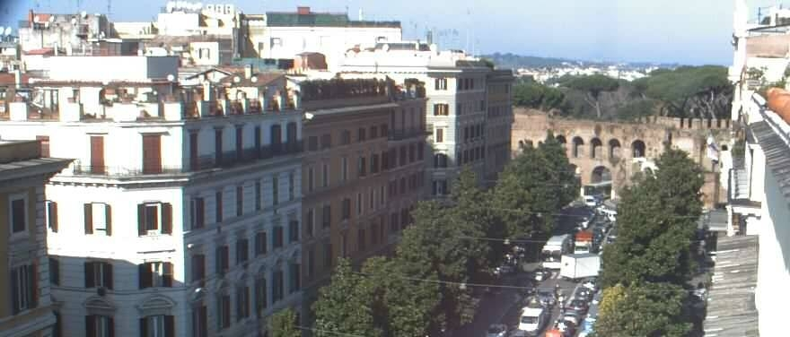 A favourite view from The Westin Excelsior, Rome